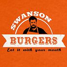 Swanson Burgers by ThePencilClub