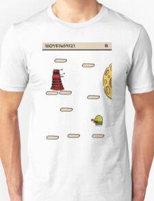 Dalek Jump T-Shirt