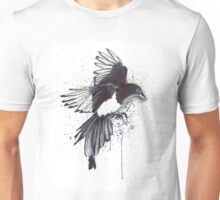 Magpie Unisex T-Shirt