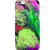 Abstract Colors iPhone Case/Skin