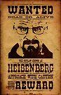 Wanted Heisenberg by NicoWriter