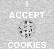 I accept cookies One Piece - Long Sleeve