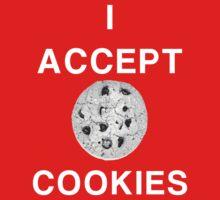 I accept cookies Baby Tee