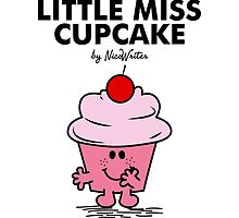 Little Miss Cupcake by NicoWriter