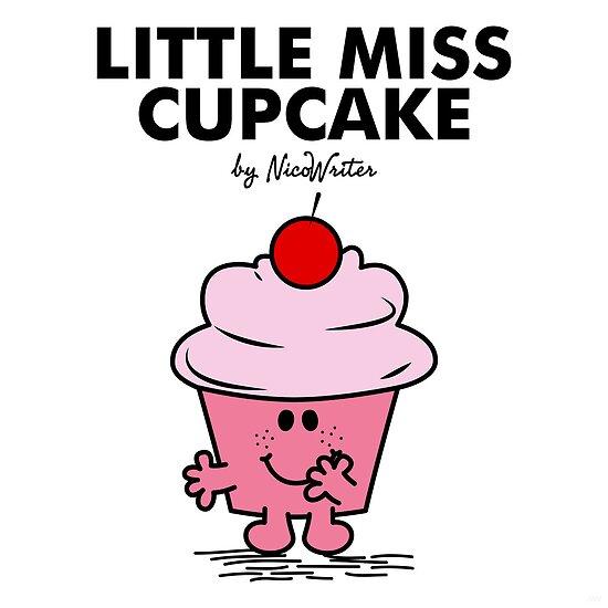 Little Miss Cupcake by NicoWriter