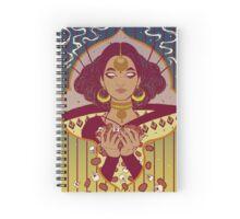 Gulab Jam Spiral Notebook