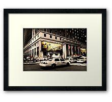 In NYC Framed Print
