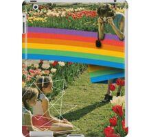 Polaroid iPad Case/Skin