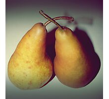 """A perfect """"pear"""" Photographic Print"""