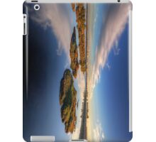 Blue Lagoon iPad Case/Skin
