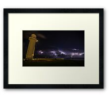 Wollongong Storms Framed Print