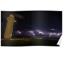 Wollongong Storms Poster