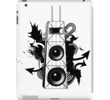 Hancock Building Speakers iPad Case/Skin