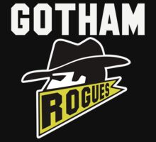 Go! Rogues (Away Kit) by mcnasty