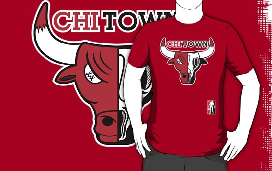 Chi-Town Bulls on Parade by Summo13