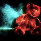Electric Bear by Maria Tzamtzi