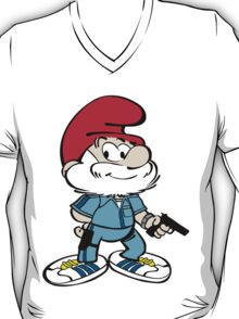 The Smurf Aquatic T-Shirt