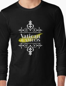 Vatican Cameos!  Long Sleeve T-Shirt