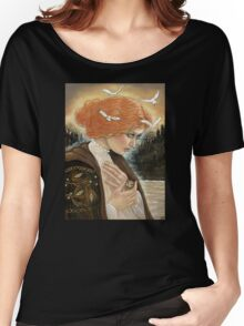 The Witching Doll Women's Relaxed Fit T-Shirt