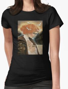 The Witching Doll Womens Fitted T-Shirt