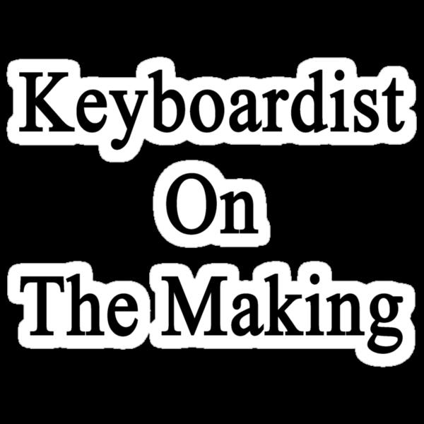 Keyboardist On The Making by supernova23