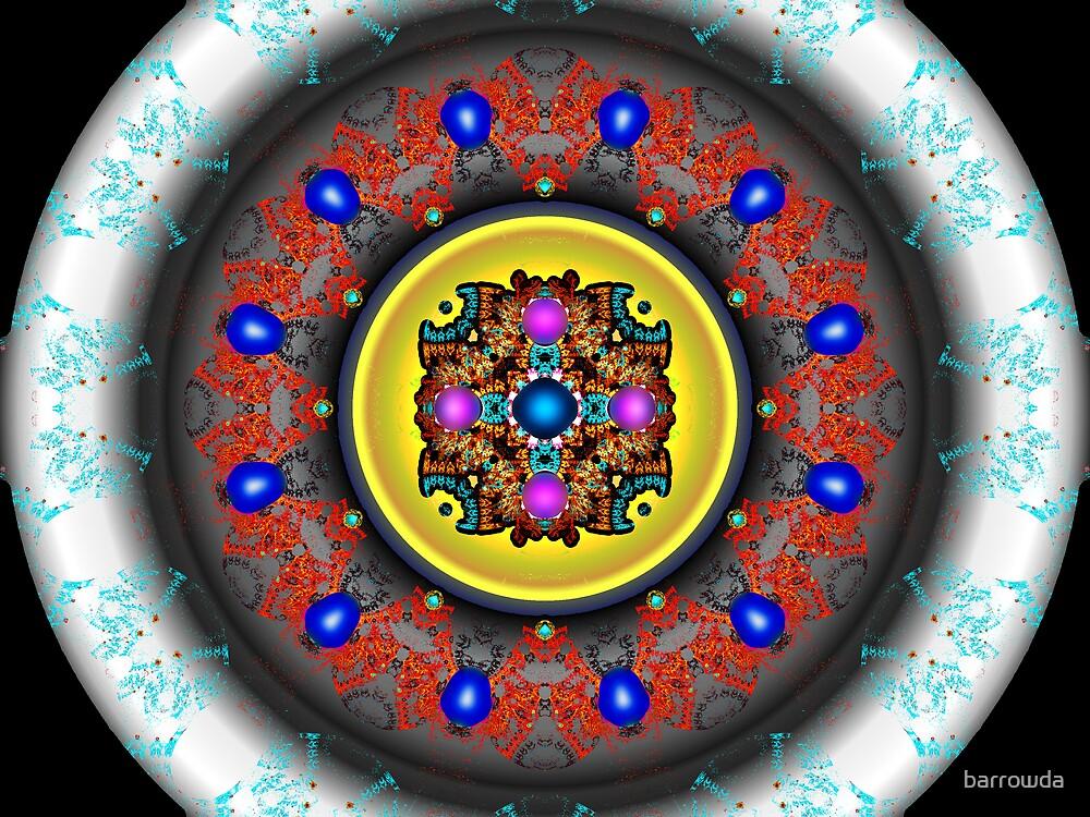 Tut54#7: Bowls of Jewels (G1126) by barrowda
