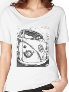 SPLiT  Bus Women's Relaxed Fit T-Shirt
