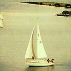Lazy Day Sailing by AuntDot