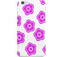 Flower Pattern2 iPhone Case/Skin