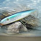 AJS Baby Weakfish Saltwater Swimmer Fishing Lure by MotherNature