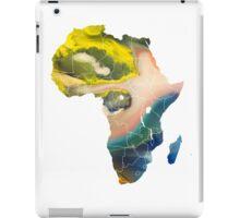Africa Map 5 iPad Case/Skin