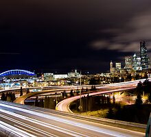 Seattle Lights by Gnar5tar