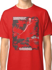 The Following: Quotes of a Killer Classic T-Shirt