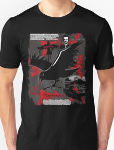 The Following: Quotes of a Killer Unisex T-Shirt