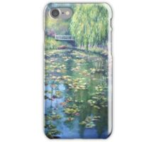 Pond Impressions iPhone Case/Skin
