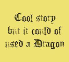 Cool Story! Kids Tee