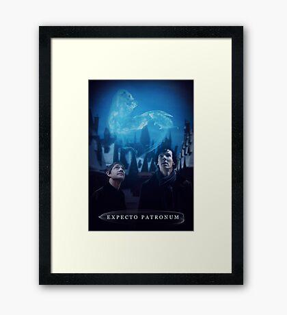 Expecto Patronum  Framed Print