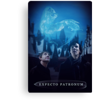 Expecto Patronum  Canvas Print