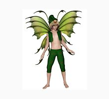 Christmas Fairy Elf Boy Unisex T-Shirt