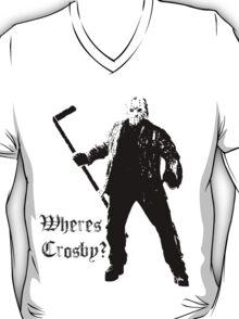 Jason is not a Crosby fan... T-Shirt