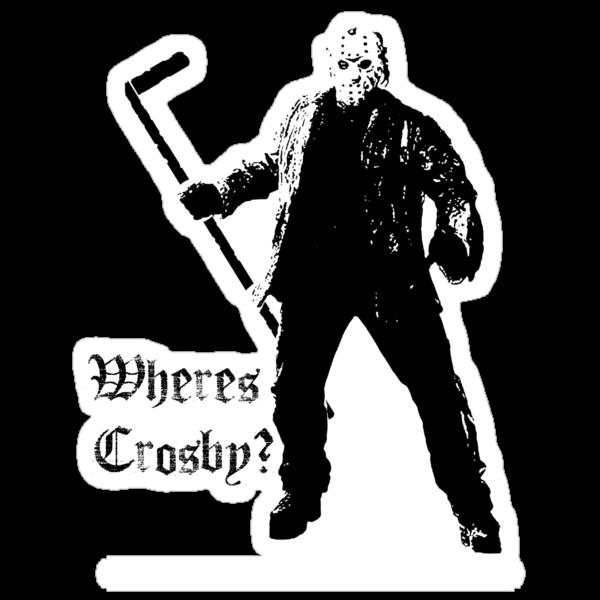 Jason is not a Crosby fan... by spiderman12