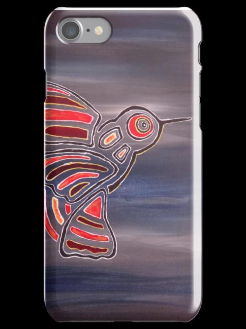 Hummingbird by Achim Klein