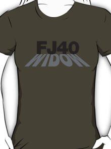 FJ40 Widow Shadow T-Shirt