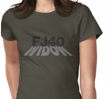 FJ40 Widow Shadow Womens Fitted T-Shirt