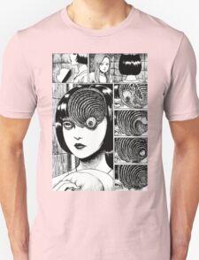 Uzumaki - Junji Ito T-Shirt
