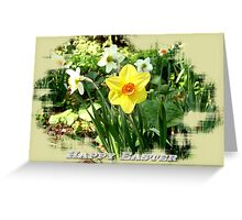 Happy Easter 101 Greeting Card