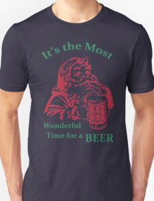 Wonderful time for a beer T-Shirt