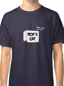 Poe's Cat Classic T-Shirt