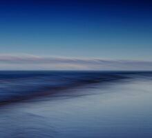 Redcar Seascape. by Mike Mayo