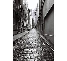 City Lane, Melbourne Photographic Print